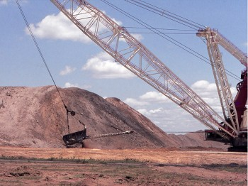 Dragline Production Monitor