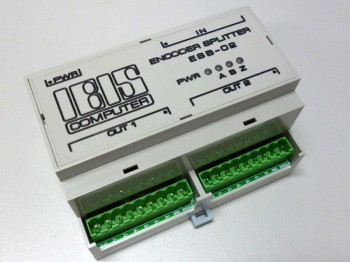Encoder Splitter Board 1>2
