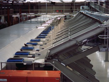 Parcel Sorting Machine for Australia Post